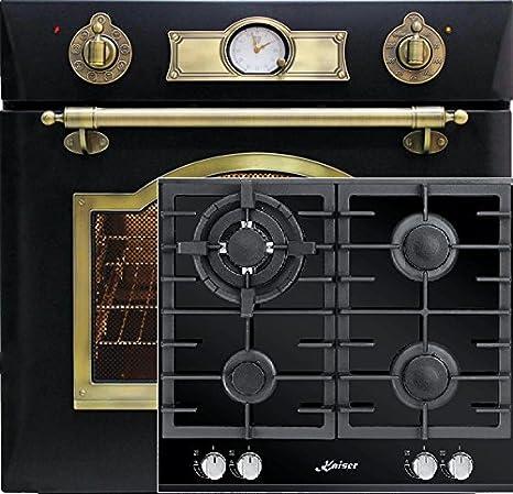 Kaiser Cocina de gas (Autark/Instalación del Horno de Gas Kaiser ...