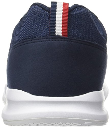 Le Vintage R Sportif Dress R600 Mixte Basses Coq Blue Baskets Mesh Bleu LCS Adulte 7pr7w