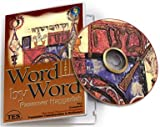 Word by Word Passover Haggadah - The Essential Passover Tool - The Complete Haggadah