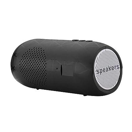 Finanoco - Altavoz Bluetooth inalámbrico portátil con ...