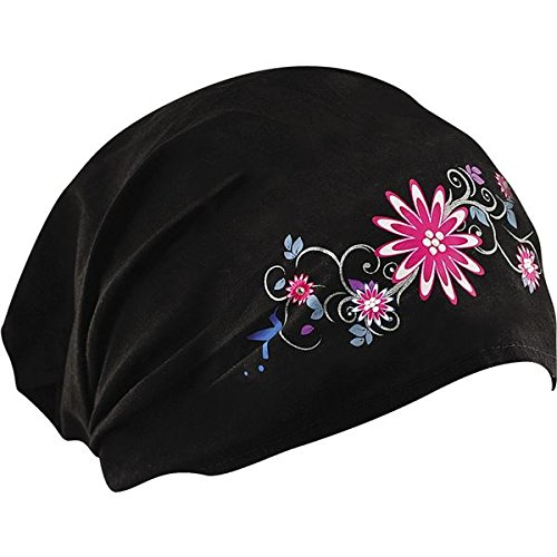 UPC 182683033398, Zan Headgear Highway Honeys Womens Headwrap , Gender: Womens, Primary Color: Pink, Distinct Name: Flowers, Size: OSFM HBHH01