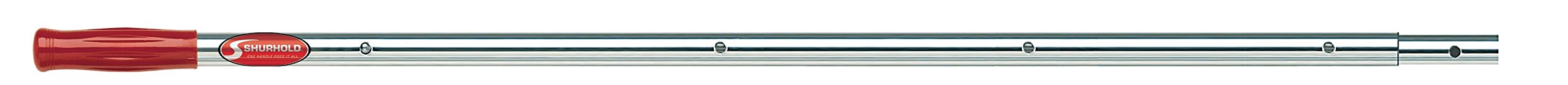 Shurhold 833 6' Telescoping Extension Handle with 40''-72'' Locking Length by Shurhold