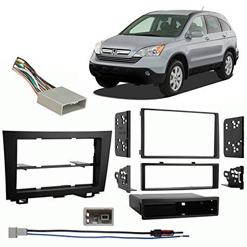 Fits Honda CRV 2007-2011 Multi DIN Aftermarket Harness Radio Install Dash Kit from Harmony Audio