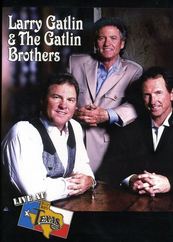 Live at Billy Bob's Texas: Larry Gatlin and the Gatlin Brothers (Dvd Gatlin Brothers)