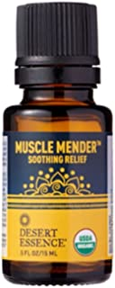 product image for Desert Essence Essential Oil, Muscle Mender, 0.5 Oz