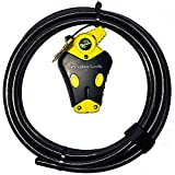 Master Lock 1 Python Adjustable Cable Lock, 8413KACBL-12