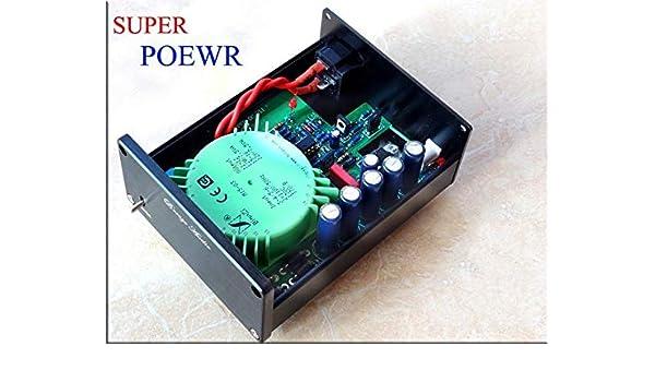 Amazon com: FidgetFidget STUDER900 15W Regulated PSU DC Linear Power