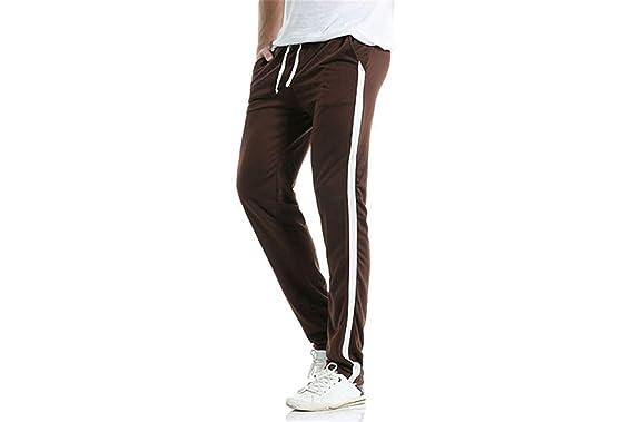 Elodiey Pantalones De Chándal para Hombres Hombres De Pantalones ...