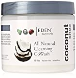 Eden BodyWorks Coconut Shea Cleansing Cowash, 16 Ounce