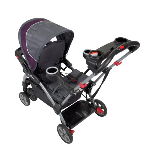 baby trend sit and stand double stroller elixer strollers 2017. Black Bedroom Furniture Sets. Home Design Ideas