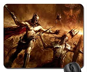 Age of Conan Mouse Pad, Mousepad (10.2 x 8.3 x 0.12 inches)