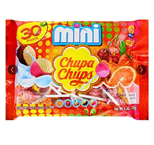 chupa chups lollipop mini (1 pack)