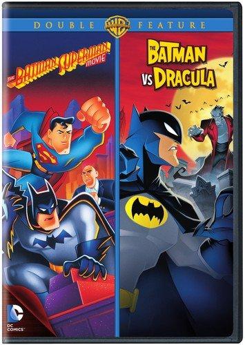 The Batman: Double Feature Repackage (Single Disc DVD)