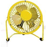 A-Pioneer Mini Fan, Yellow