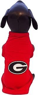 product image for NCAA Georgia Bulldogs Cotton Lycra Dog Tank Top
