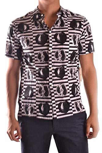 Marc Jacobs Men's Mcbi10615 Black Cotton - Jacobs Shirts Men Marc