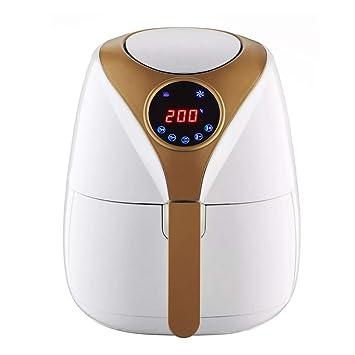 Freidora eléctrica Hogar inteligente Gran capacidad Multifunción Freidora eléctrica sin humo sin aceite: Amazon.es: Hogar