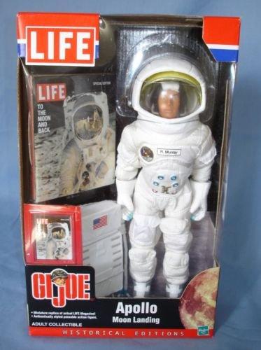 Moon Landing Astronauts - 2002 G.I. Joe ASTRONAUT 12