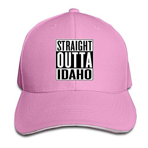 Sports Straight Outta Idaho Sandwich Hats For Woman (Shop The Idaho Falls Bar)