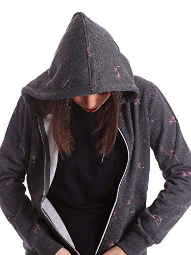 Key up SF06 0001 Sweatshirt Femmes Gris XXL
