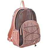 Best Mesh Backpacks - Eastsport Mesh Bungee Backpack With Padded Shoulder Straps Review