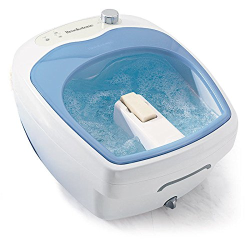 Brookstone Heated Aqua Jet Foot Spa product image