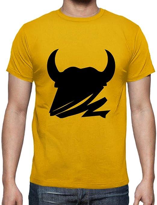 latostadora - Camiseta Toro para Hombre: isj091966: Amazon.es: Ropa y accesorios