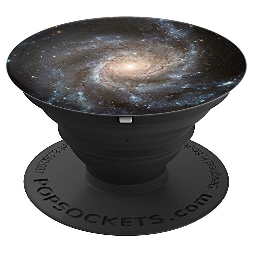 Spiral Galaxy Andromeda - PopSockets Grip and Stand for Phones and Tablets