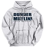 Dunder Mifflin Paper Company The Office TV Show Funny Humor Hoodie Sweatshirt
