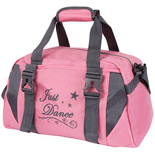 kilofly-Girls-Women-Ballet-Dance-Sport-Gym-Yoga-Duffel-Shoulder-Crossbody-Bag