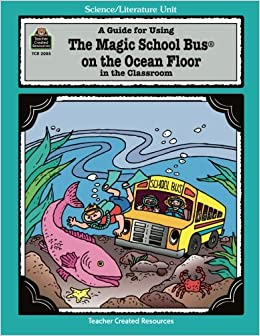 Amazon.com: A Guide for Using The Magic School Bus.. On the Ocean ...