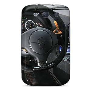 Awesome 03 Lamborghini Murcielago Lp670 4 Sv China Edition 2010 Flip Case With Fashion Design For Galaxy S3