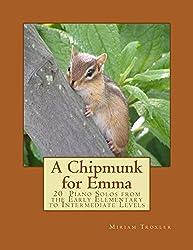 A Chipmunk for Emma (English Edition)
