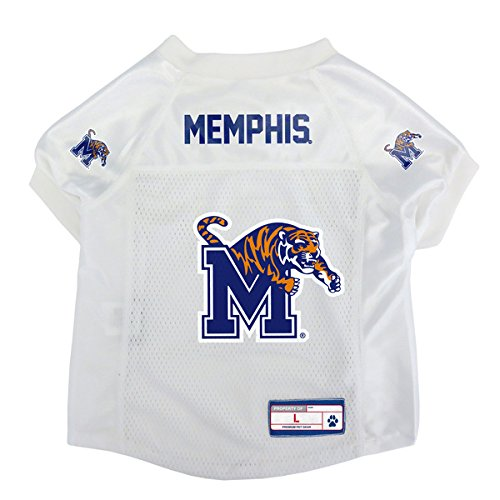 NCAA Memphis Tigers Pet Jersey, Large ()