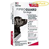 Sentry FiproGuard for Dogs Dogs 23-44 lbs (3 Doses) - Pack of 10