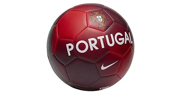 Nike Prestige-Portugal Balón, Unisex, Rojo (Gym Red/Blanco), 4 ...