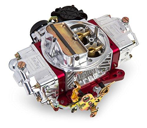 Holley 0-86670RD 670 CFM Ultra Street Avenger Four Barrel Carburetor - Red 670 Cfm Street Avenger Carburetor