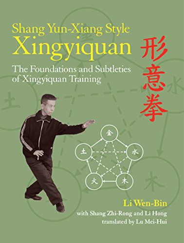 Shang Yun-Xiang Style Xingyiquan: The Foundations and Subtleties of Xingyiquan Training