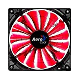 AeroCool Shark 120mm Red Cooling Fan EN55437