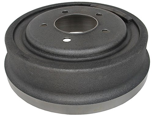 ACDelco 18B336 Professional Rear Brake Drum Assembly with 12 mm Bolts