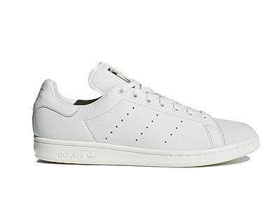 100% authentic de6cb 27b5a Amazon.com | adidas Men's Originals Stan Smith Premium Shoes ...