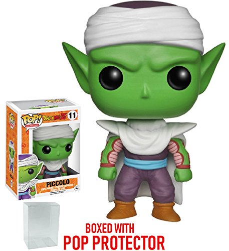 agon Ball Z - Piccolo Vinyl Figure (Bundled with Pop BOX PROTECTOR CASE) ()
