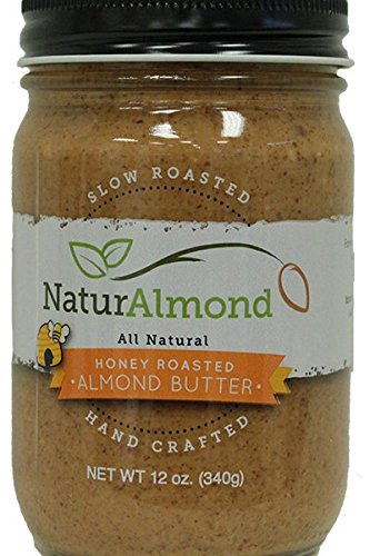 how to make roasted almond butter