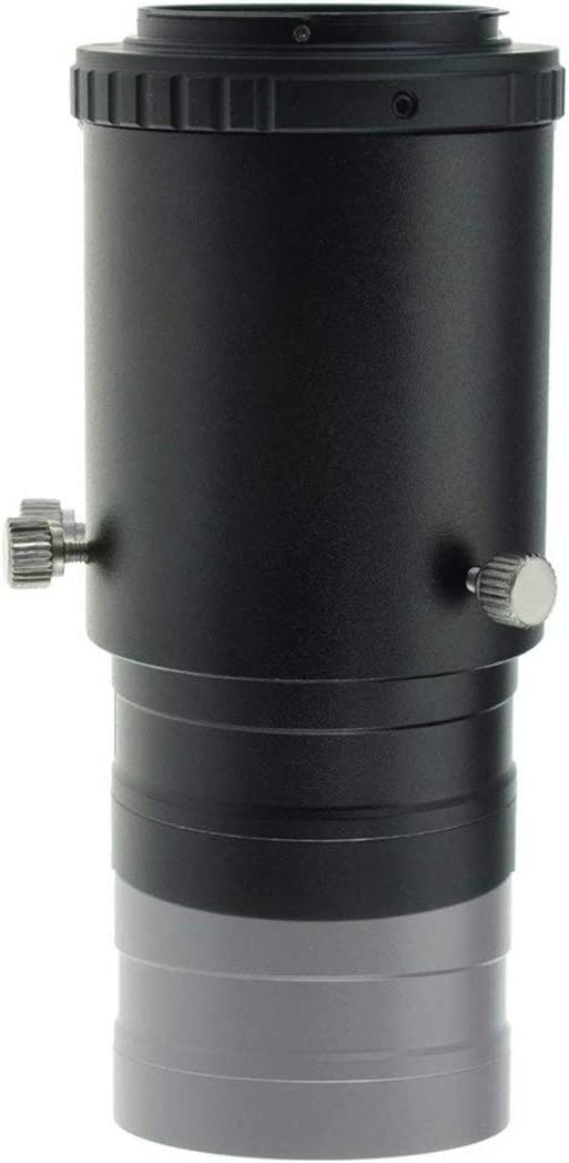 Threaded for Standard 2 Telescope Filters. 2 Inch Adjustable Camera Adapter for Nikon SLR//DSLR