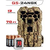 Stealth Cam QS24NGK 12 MP 70ft Infrared Range Game Camera