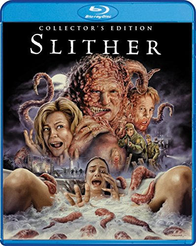 Slither [Collector's Edition] [Blu-ray] (Factory Popcorn Goodies The)