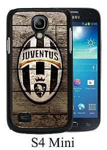 Beautiful Classic Juventus Black Case For Samsung Galaxy S4 Mini