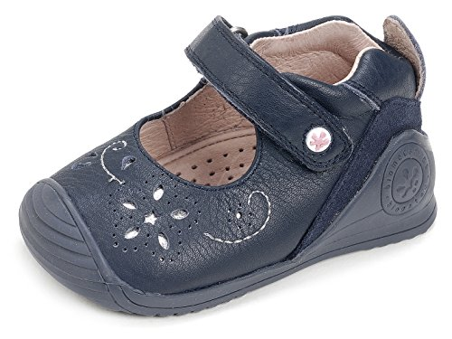 Biomecanics 172130, Bailarinas para Bebés Azul (Navy Blue)