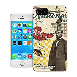 Unique Phone Case This Is Naturnal Panic Muharrem Cetin retro style collage design Hard Cover for iPhone 4/4s cases-buythecase by lolosakes by lolosakes