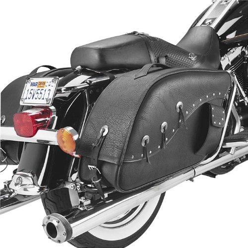All American Rider Flap-Over Futura Super Size Saddlebags 8810RP